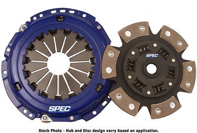 SPEC Stage 3 Single Disc Clutch Kit for 65-70 Ford 500 7.0L SF273CJ