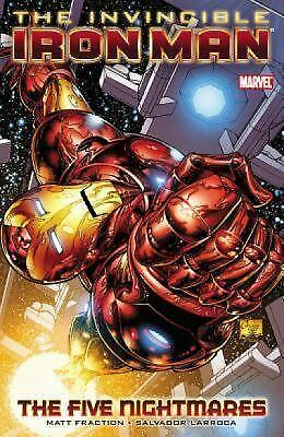 Invincible Iron Man, Vol. 1: The Five Nightmares by Matt Fraction