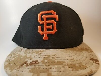 7daf7b866bf San Francisco Giants New Era 2015 Memorial Day On-Field 59FIFTY Fitted Hat  7 1