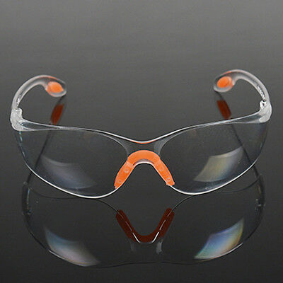 NEW Chic Eye Protection Protective Safety Riding Goggles Glasses Work Lab Dental