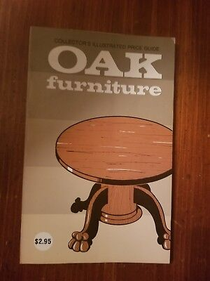 Collector's Illustrated Price Guide Oak Furniture