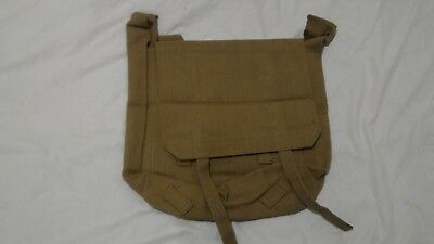 WW2 WWII Canadian Canada British Pattern 37 Webbing Large Pack Bag 1945
