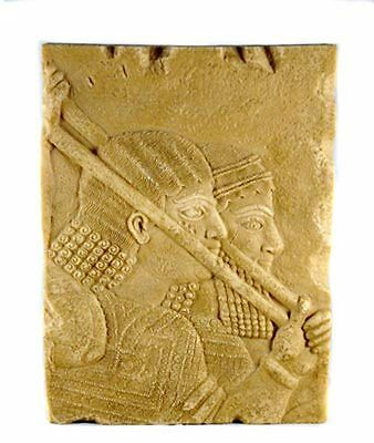 Assyrian Soldiers Tile