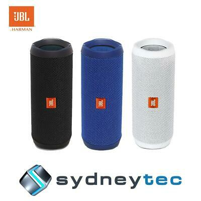 New JBL Flip 4 Portable Bluetooth Speaker // Multiple Colours