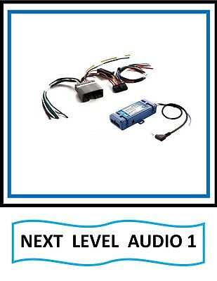 PAC RP4-CH11 RADIO Replacement Interface for Chrysler Dodge Jeep ...