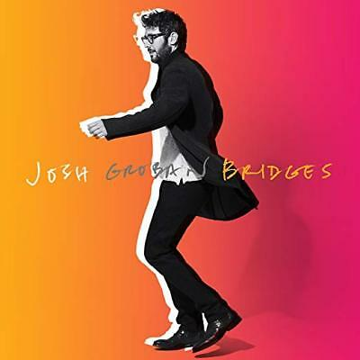 Josh Groban Cd - Bridges [Deluxe Edition/2 Bonus Tracks](2018) - New Unopened