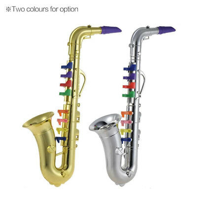 Kids Educational Trumpet Saxophone Horn Musical Instrument Toy For Baby Xmas Hot