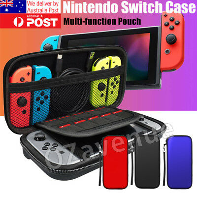 Nintendo Switch Carry Bag Case EVA Hard Shell Game Console Protective Shell AU