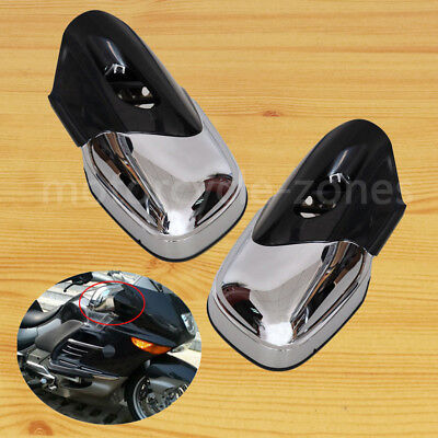 Motorcycle Rearview Side LED Integrated Mirror For BMW K1200 LT 1200 1999-2009