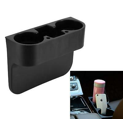 Black Cup Holder Car Storage Drinking Bottle Can Mug Mount Stand Universal UK