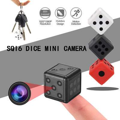 SQ16 Mini Camera FHD 1080P Camcorder Night Vision Micro Video Recorder US POST