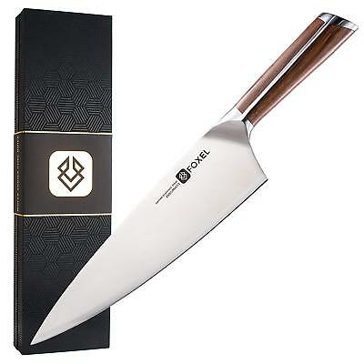 Chef Knife 8inch Japanese Inspired American Design with German High Carbon Steel