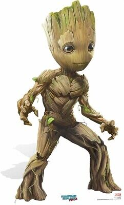 Guardians of the Galaxy 2 Pappaufsteller (Stand Up) - Baby Groot cute Pose (93 c
