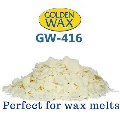 Golden Wax 416 - Soy Wax for making Melts/Tarts (1kg)