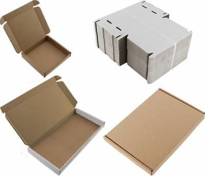 DL Size Boxes RM Large Letter Postal Cardboard Shipping Mailing Packaging Box 4U