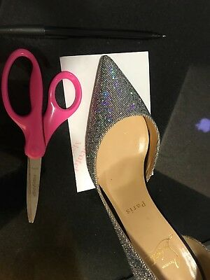 297fdfe6f5d1 New Clear 3M sole protector guard for Christian Louboutin red bottom shoe
