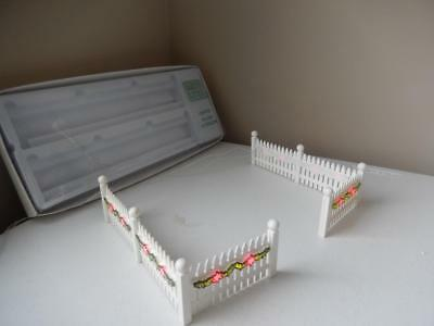 Department 56 Brite Lites Lighted Fence (Free Shipping)