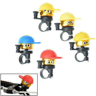 cute bike bicycle cycling hat loud ring handlebar bell cap horn bicycle ZP