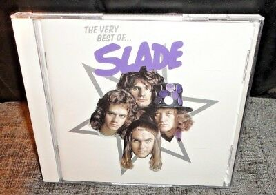 The Very Best Of Slade (CD, 2-Disc) FAST & FREE