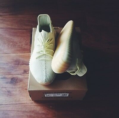 Adidas Yeezy Boost 350 V2 Butter F36980 Size 10.5 Dead Stock DS 100% AUTHENTIC