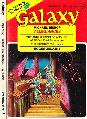 Galaxy MAGAZINE 262 ISSUES in PDF format on DVD 1950-1995