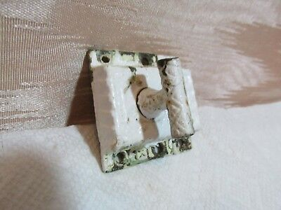 Antique Ornate Victorian Eastlake Style Cupboard Latch & Catch