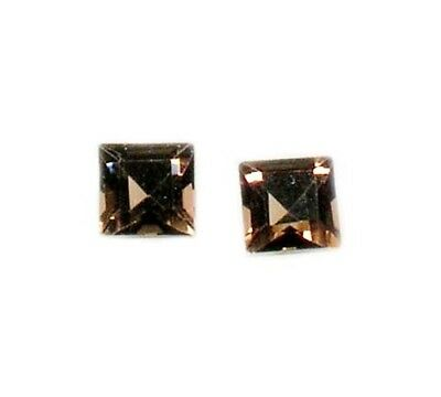 19thC Antique 1ct Scotland Cairngorm Smoky Quartz Ancient Roman Intaglio Gem Ur