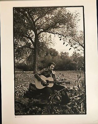 """Merle Haggard  2006 Us """"Capitol"""" Promo Numbered (# Of 500) Lithograph Mint- !"""