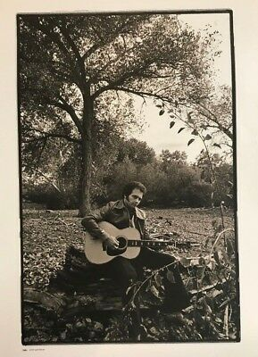 """Merle Haggard  2006 Us """"Capitol"""" Promo Lithograph Mint- ! Not Numbered !"""