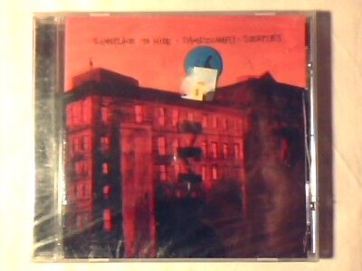 SOMEPLACE TO HIDE DAMEZUMARI STEEPLESS Omonimo Same S/t cd SIGILLATO SEALED!!!