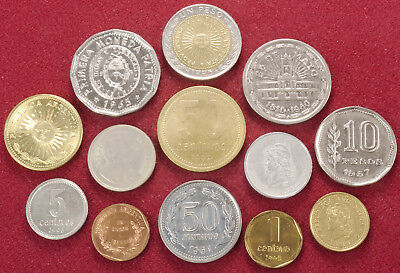 Small Collections of Coins from North & South America - Choose Country / Era