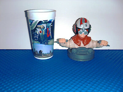 Star Wars Episode 1 Anakin Cup / Cup Topper from KFC, Taco Bell and Pizza Hut