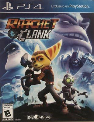 Ratchet and Clank (PS4) BRAND NEW SEALED PLAYSTATION 4