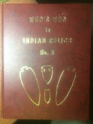 whos who in indian relics #3