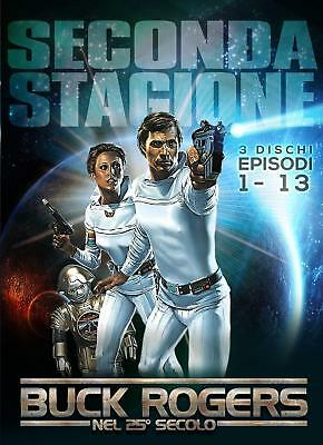 Buck Rogers - Stagione 2 Volume 1 (3 Blu-Ray Disc) - ITA ORIGINALE SIGILLATO -