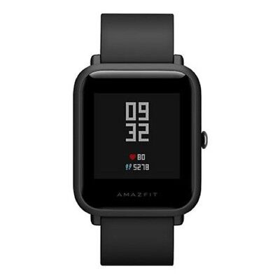 Xiaomi Huami Amazfit Bip Lite Version Smart Watch Montre - Noir (Anglais)