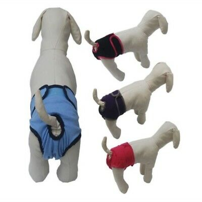 Dog Sanitary Nappy Diaper Pet Physiological Pants Shorts Underwear for DogsXS-XL