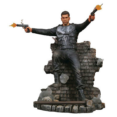 "Marvel Gallery - The Punisher (Netflix Season 1) 9"" PVC Statue NEW"
