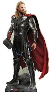 Avengers Movie Age of Ultron Pappaufsteller (Stand Up) - Thor (187 cm)