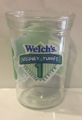 Welch's Jelly Bugs Bunny Warner Bros. Carrot Looney Tunes Glass - #1 1994