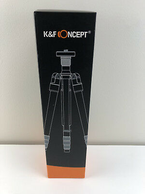 K&F Concept Professional Tripod Ball Head for Digital Camera Travel DSLR Mount
