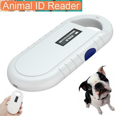 High Quality Handheld MIni RFID Reader Animal Chip Reader Pet Microchip Scanner