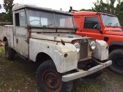Land Rover Series 1 109 inch For Restoration - Very Original and Complete