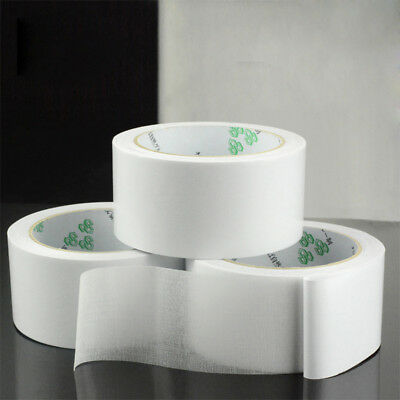10m 20m Meter Clear Double Sided Duct Cloth Tape for Carpet Wedding Exhibition