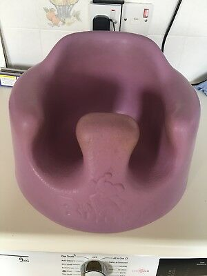 Bumbo Baby Seat- Lilac Purple- No Tray