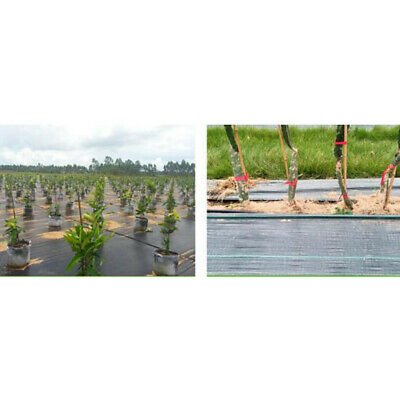 Landscape Ground Cover Heavy PE Woven Weed Barrier, Anti Soil Erosion