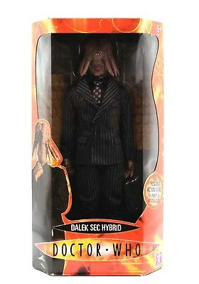 "Doctor Dr. Who - Dalek Sec Hybrid Deluxe 12"" Fully Poseable Action Figure"