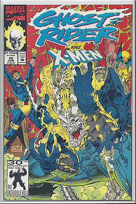 Ghost Rider #26 Nm/mint 9.8 : 1990 Series : Send This Book To Cgc!