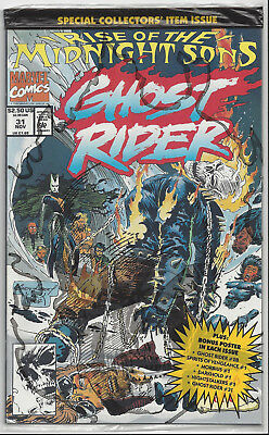 Ghost Rider #31 Nm/mint 9.8 : 1990 Series Bagged/sealed : Send This Book To Cgc!