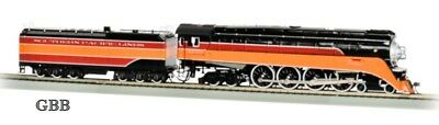 HO SOUTHERN PACIFIC RAILFAN DAYLIGHT GS4 4-8-4 DCC & SOUND Locomotive New 53101